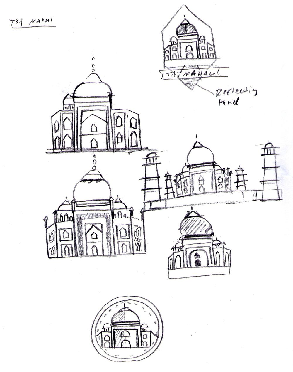 Travel Destinations Through Monuments  - image 3 - student project