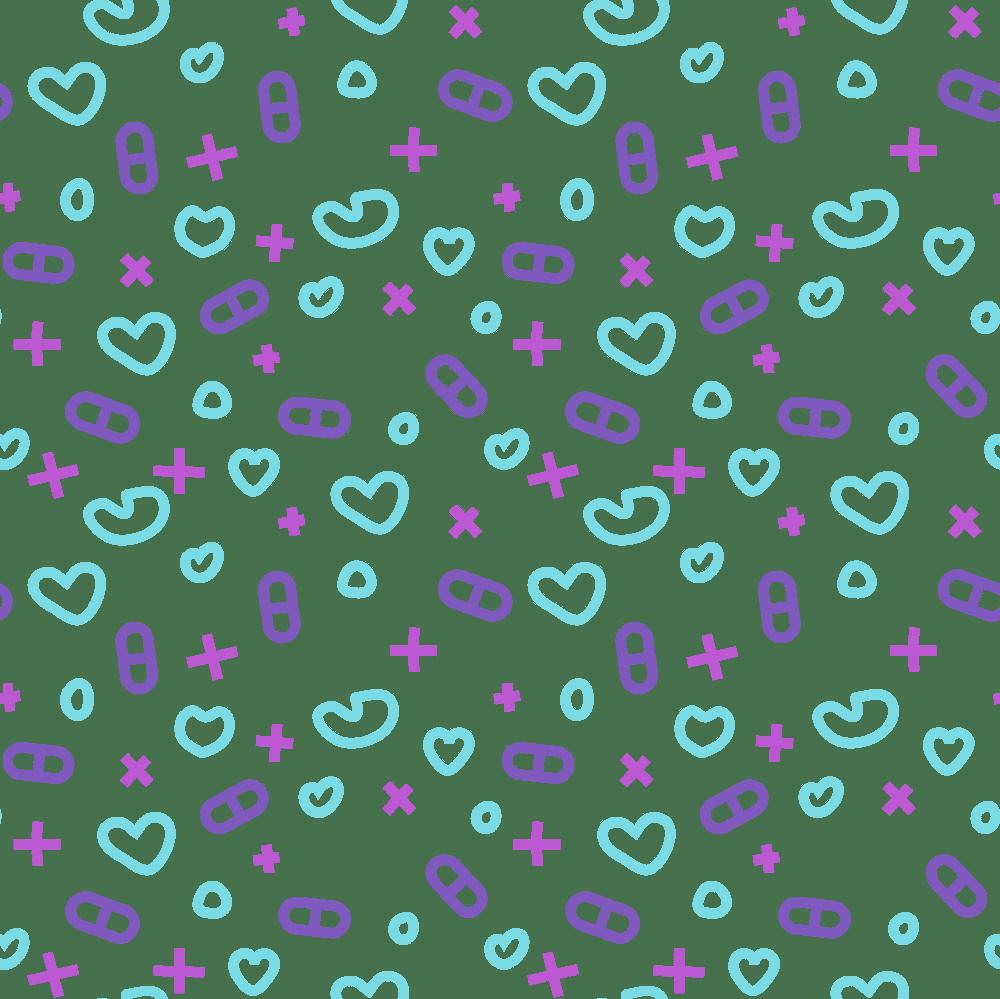 Medic + random pattern - image 1 - student project