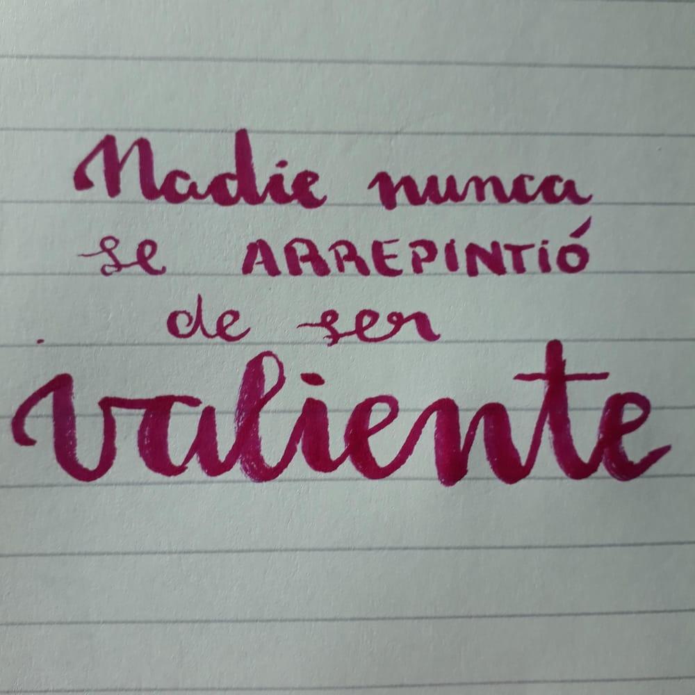 Lettering Challenge (@dijo_el_cuervo) - image 1 - student project