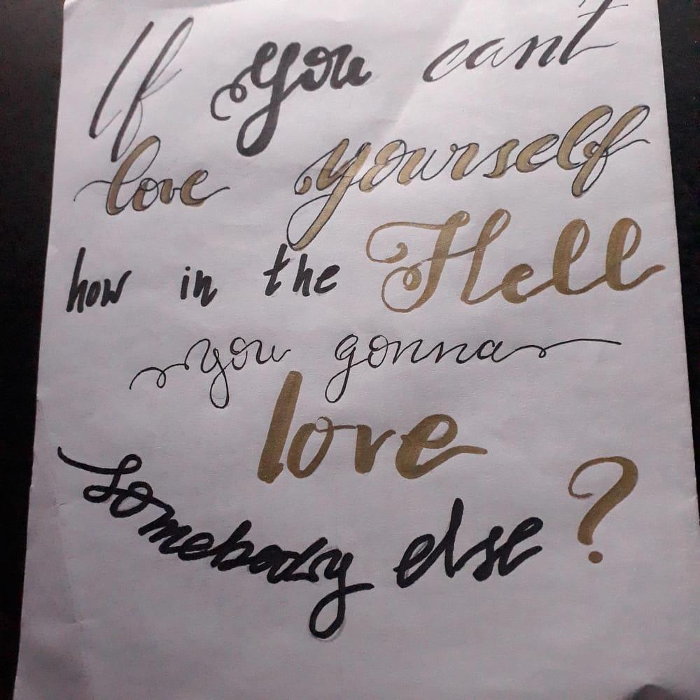 Lettering Challenge (@dijo_el_cuervo) - image 5 - student project