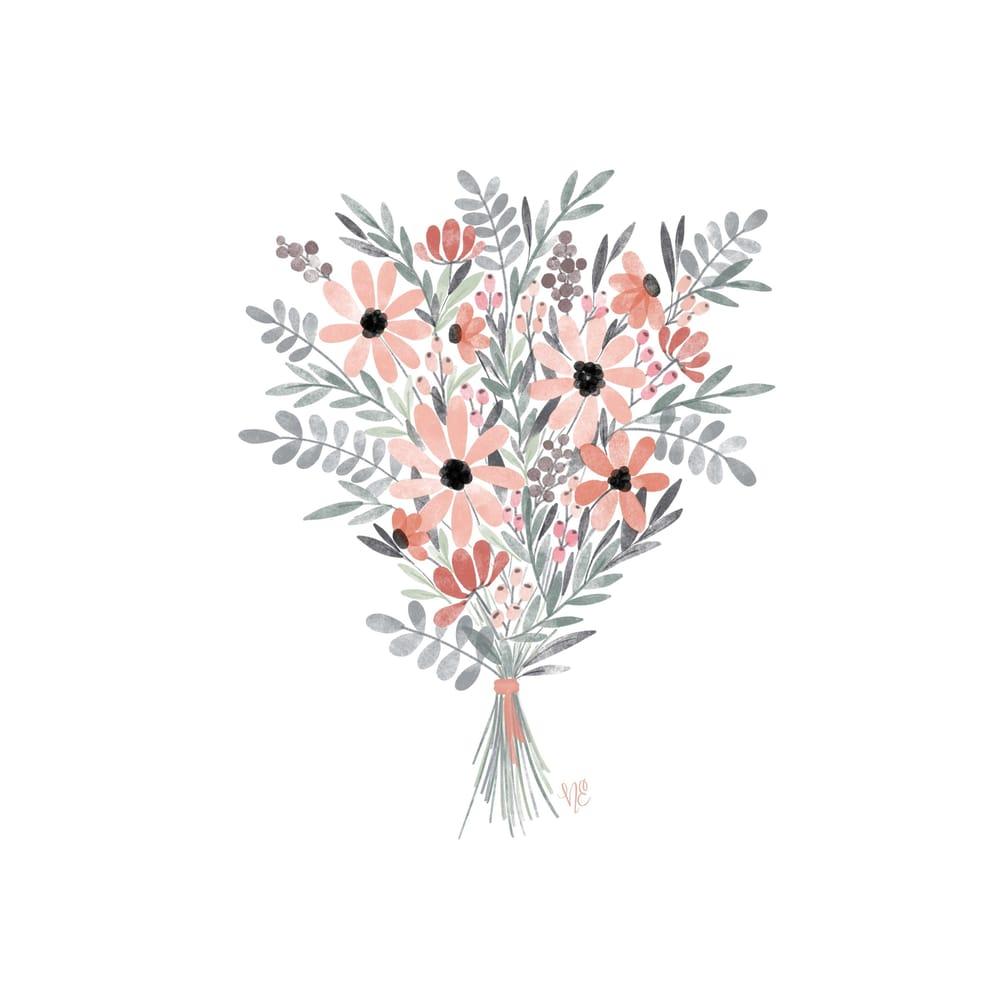 Bouquet - image 1 - student project