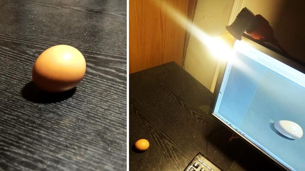 Light Theory: Study - image 1 - student project
