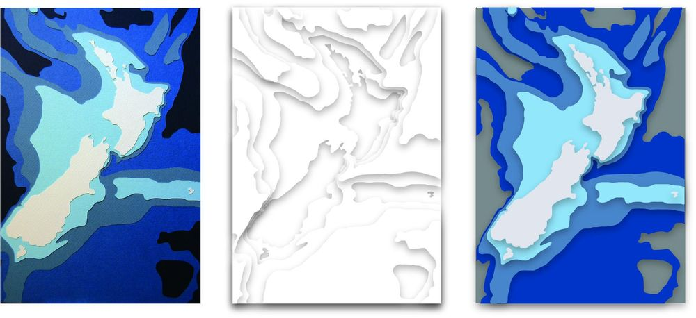Long White Cloud - image 1 - student project