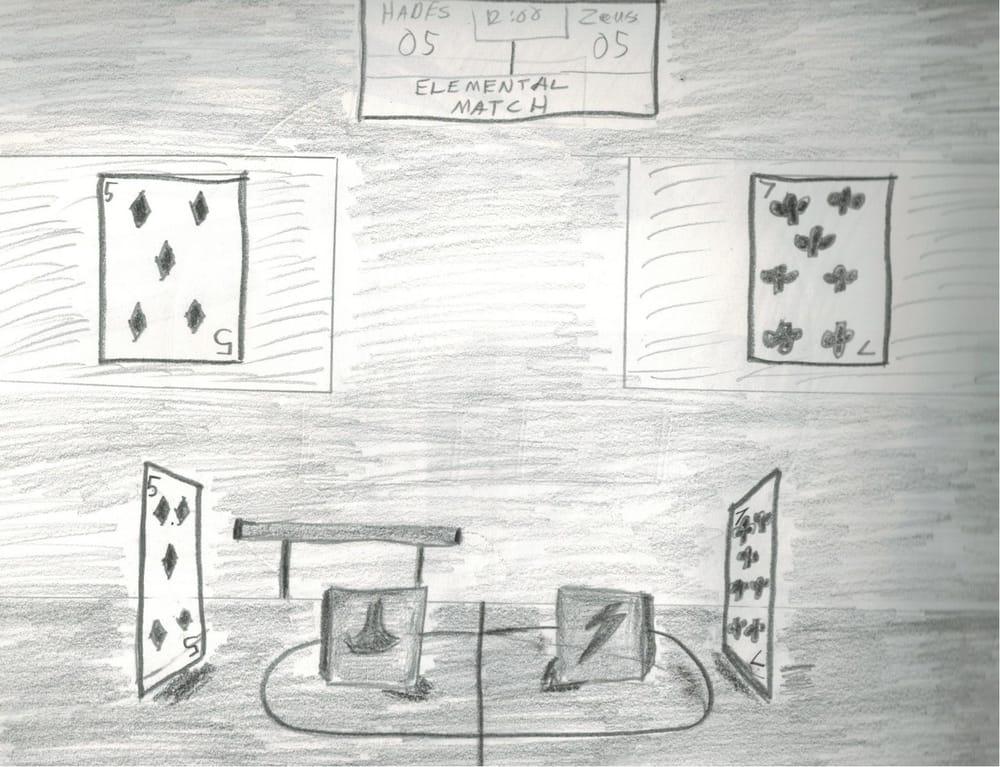 """""""Elemental"""" Battle Cubes - image 10 - student project"""