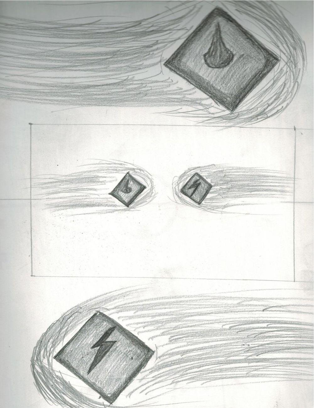 """""""Elemental"""" Battle Cubes - image 5 - student project"""