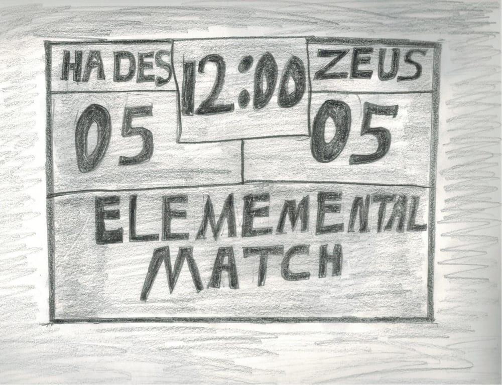 """""""Elemental"""" Battle Cubes - image 7 - student project"""