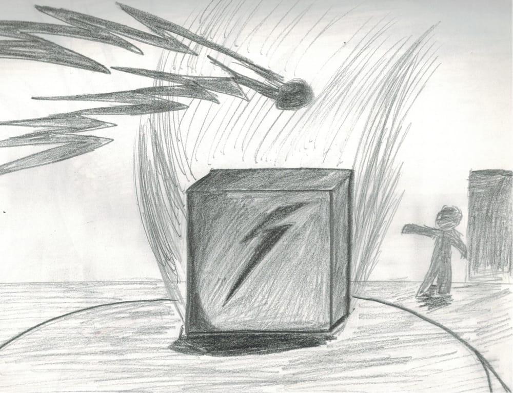 """""""Elemental"""" Battle Cubes - image 11 - student project"""
