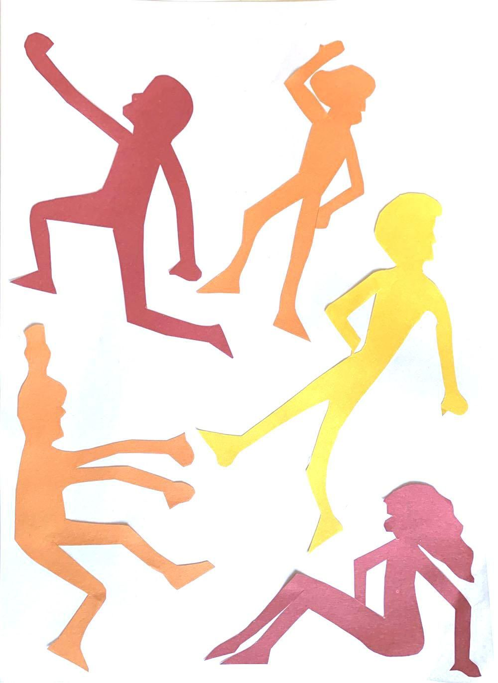 Valentina's Odd Bodies - image 4 - student project