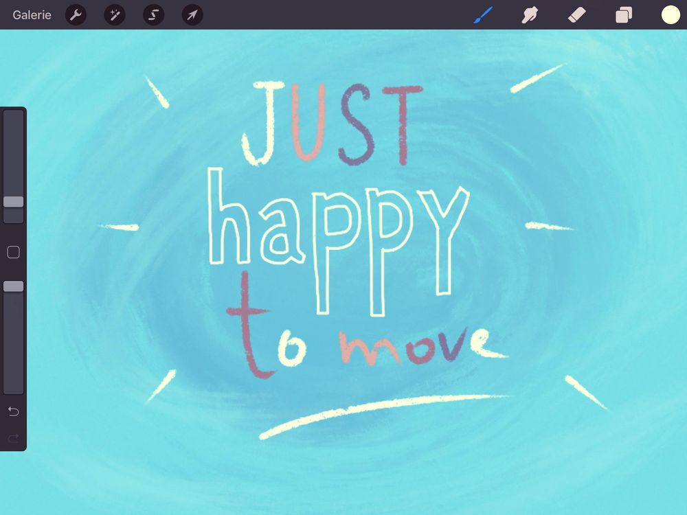 Just happy to move - image 3 - student project