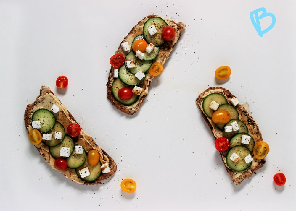 Sweet & Savory Toasts - image 2 - student project