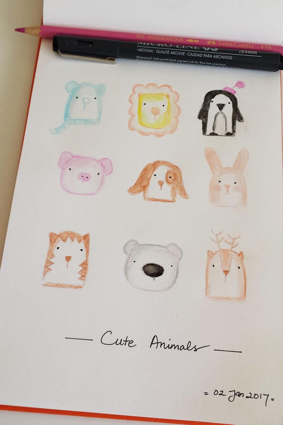 Yes to draw cute! - image 2 - student project