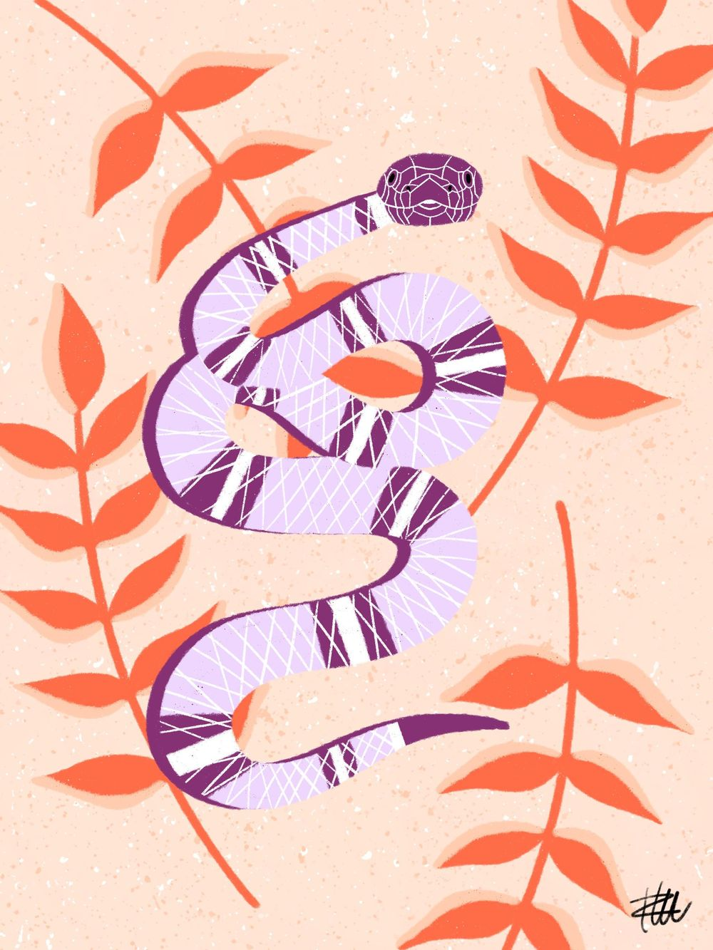 Snake - image 1 - student project