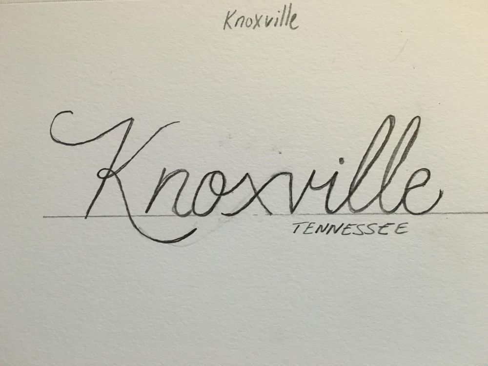 Knoxville  - image 1 - student project