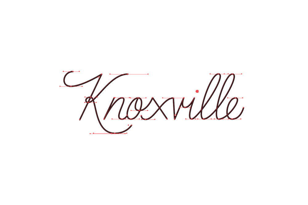 Knoxville  - image 2 - student project