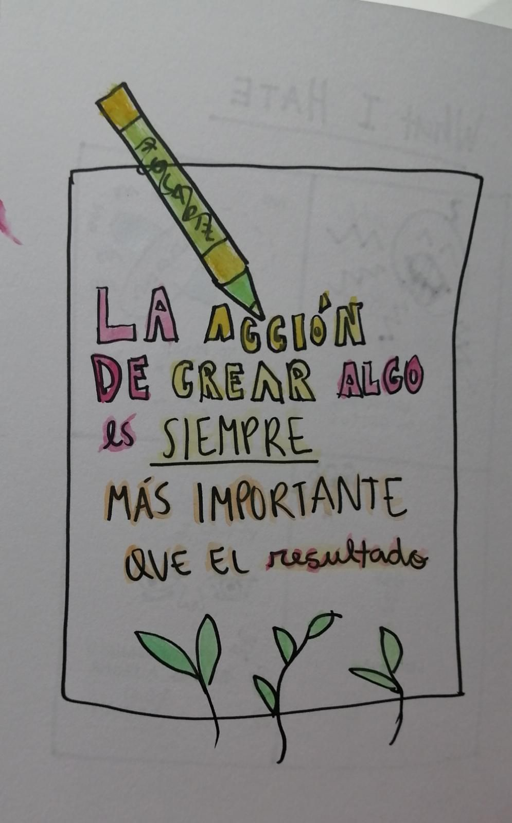 Drawing my feelings in spanish - image 3 - student project