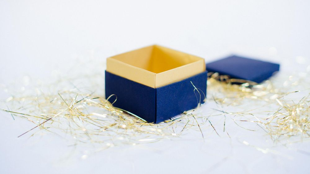 Origami Gift Boxes - image 8 - student project