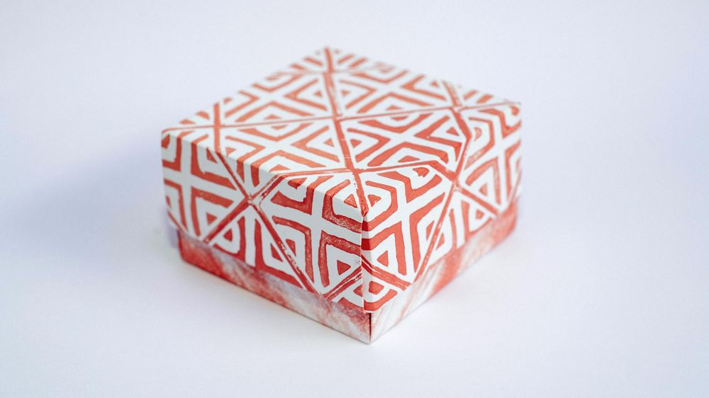 Origami Gift Boxes - image 4 - student project