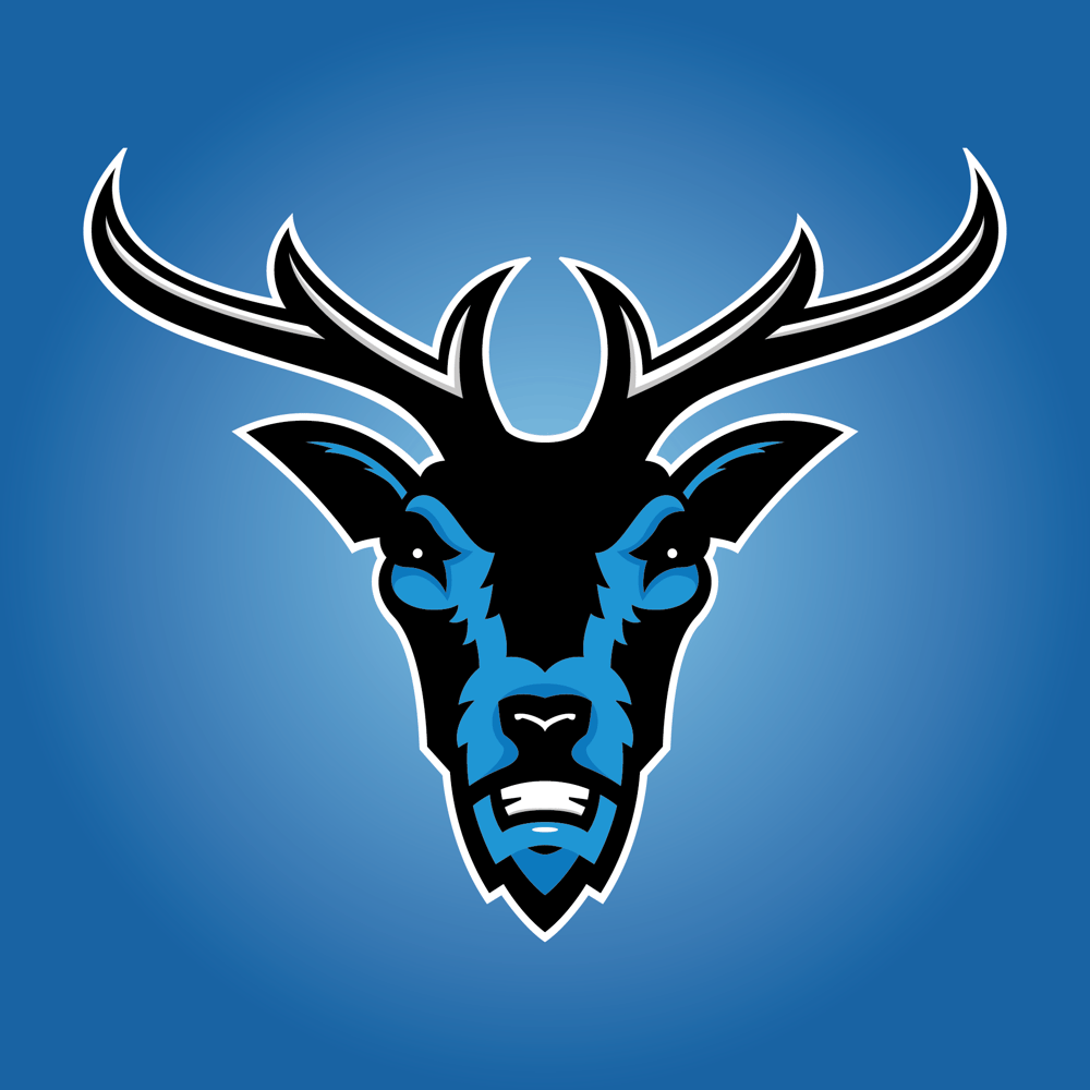Stag's Head Logo - image 1 - student project