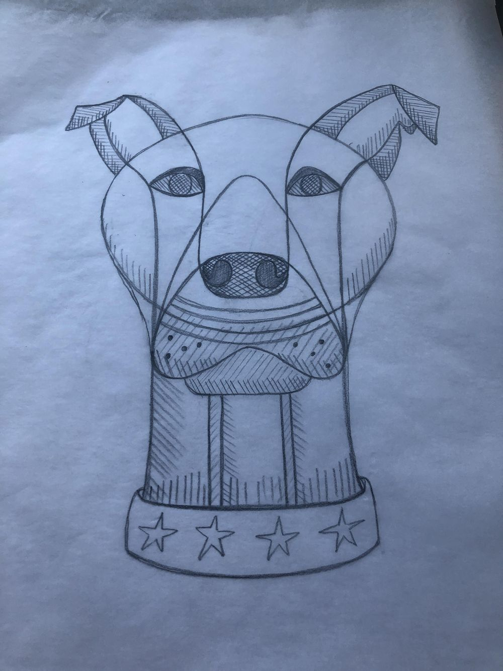 Rigby Dog - image 3 - student project