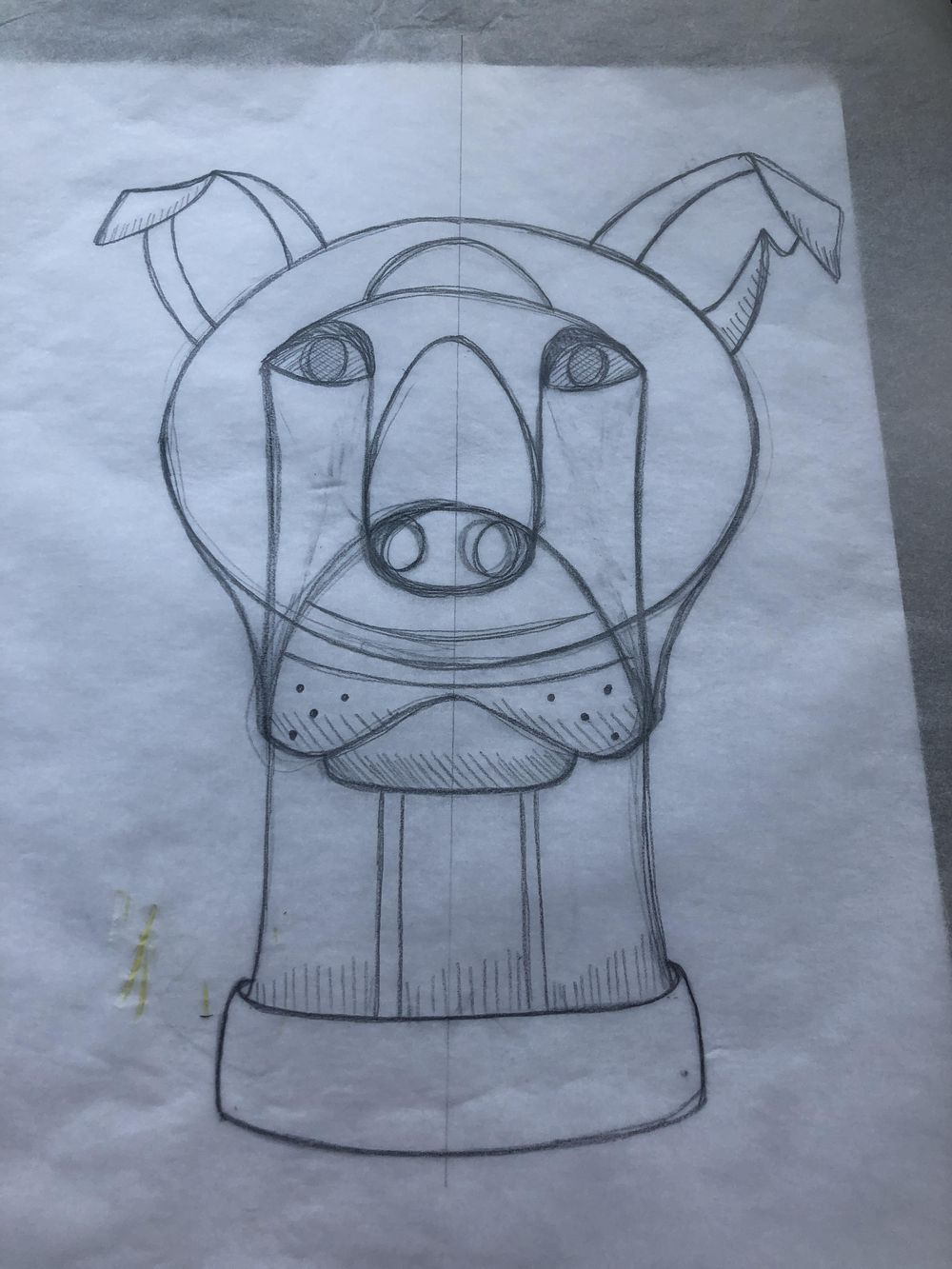 Rigby Dog - image 2 - student project