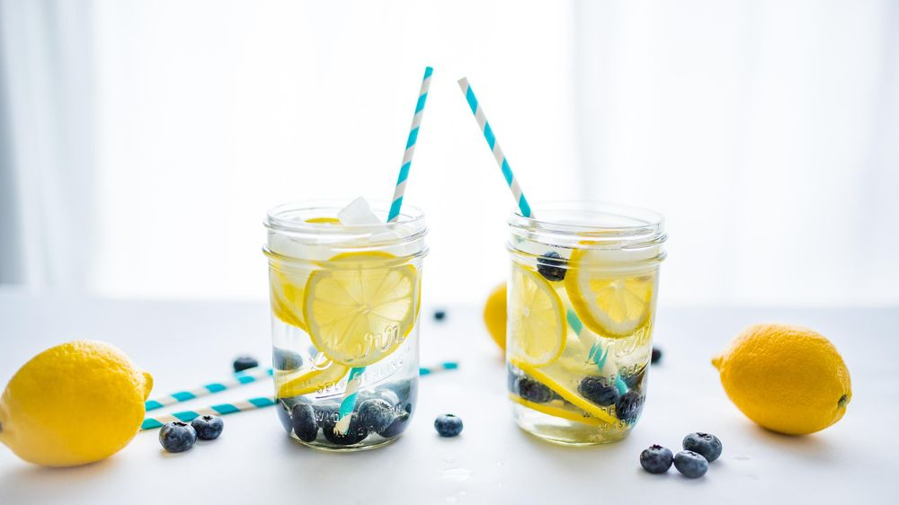 Detox Water - image 1 - student project