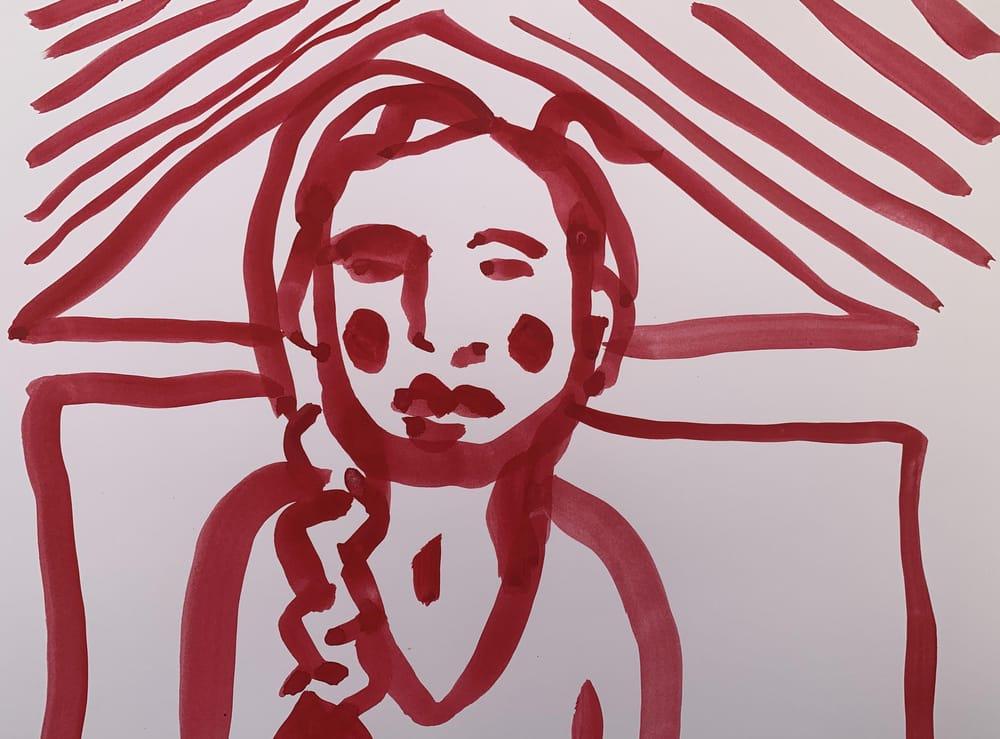 Intuitive Self Portrait - image 2 - student project