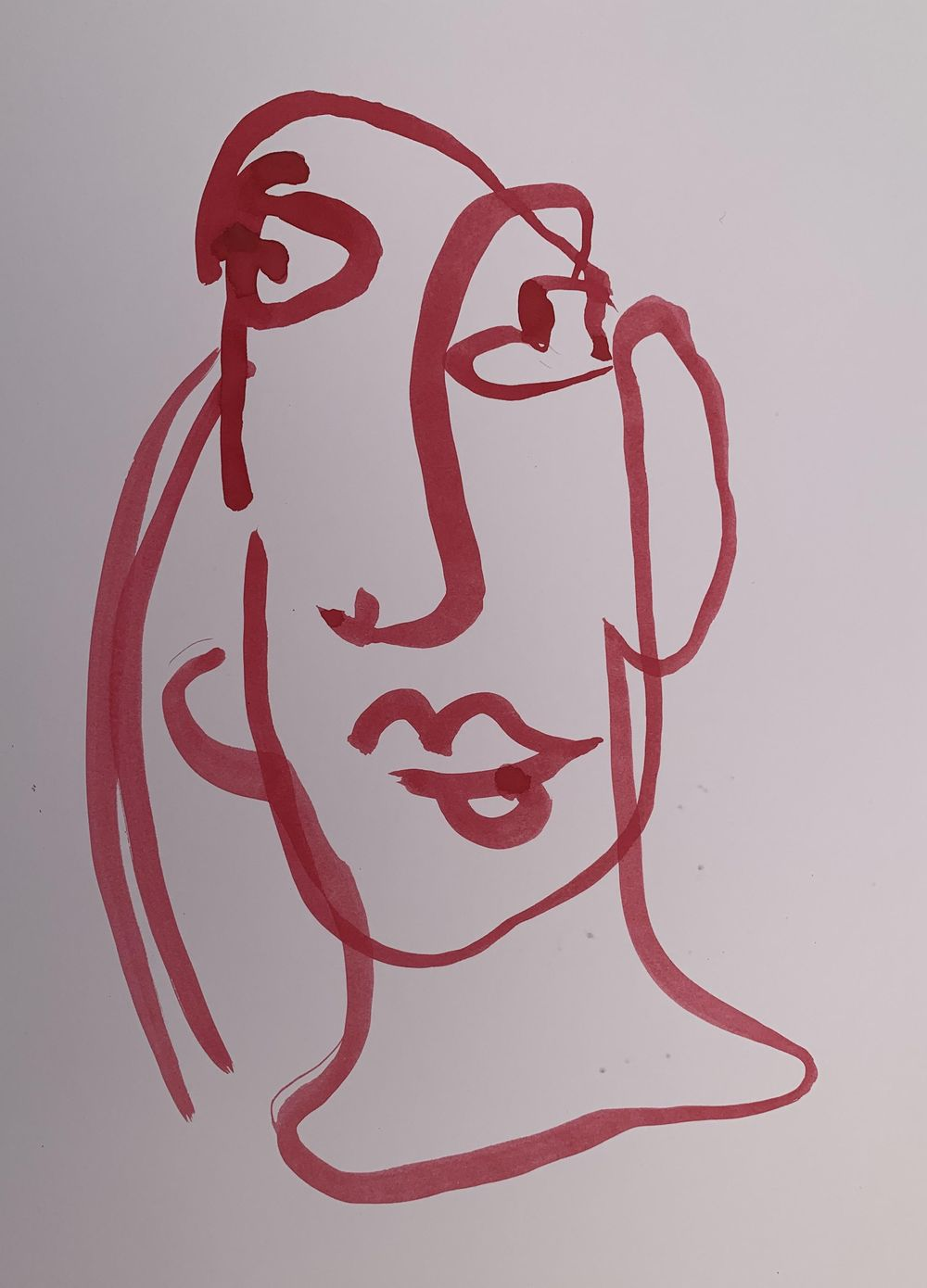 Intuitive Self Portrait - image 3 - student project
