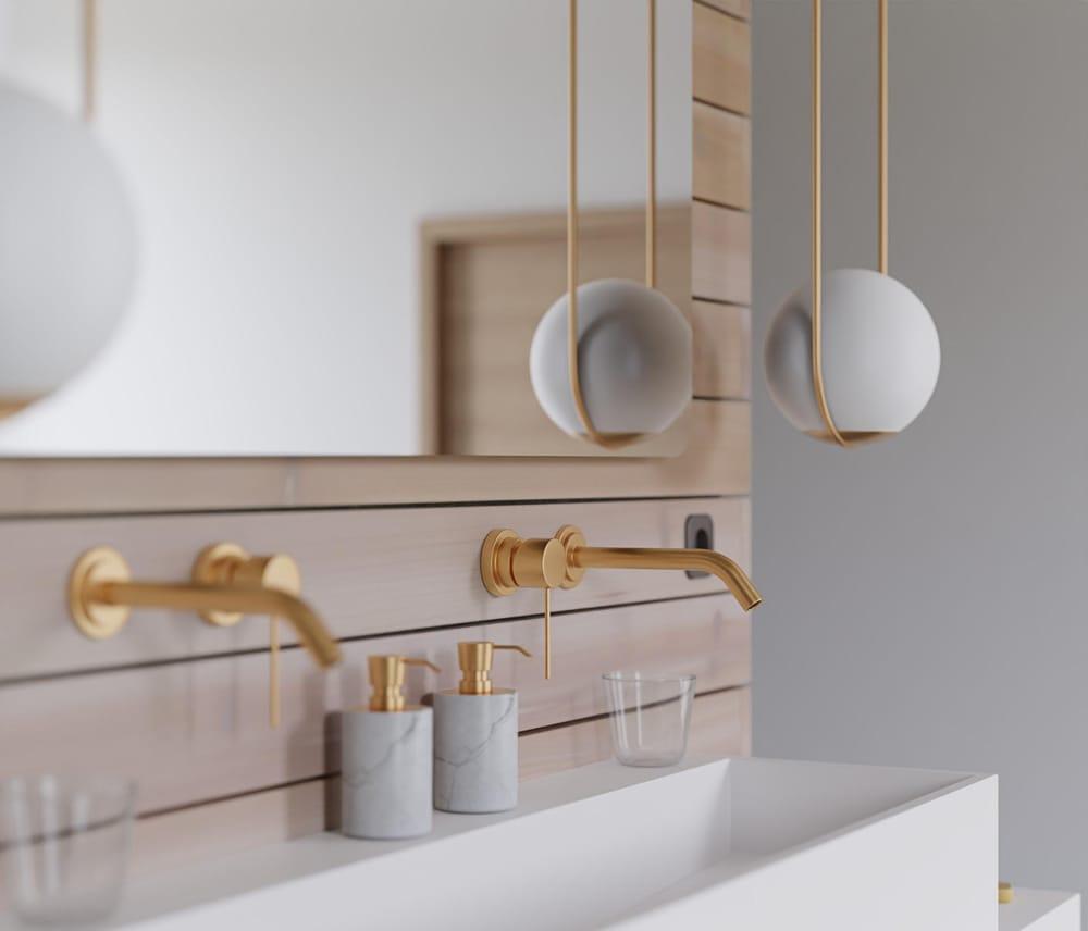 Bathroom - image 4 - student project