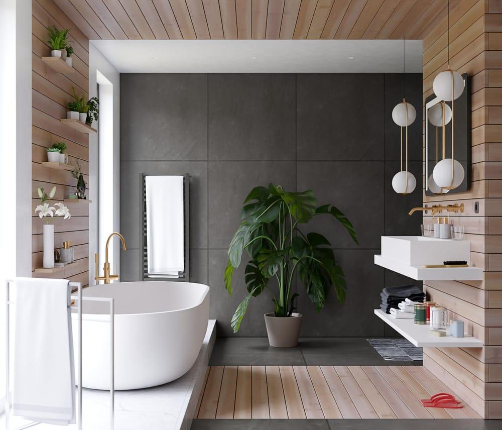 Bathroom - image 3 - student project