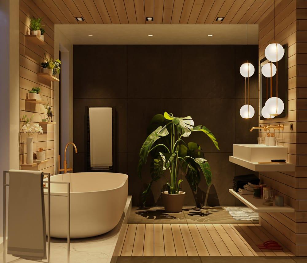 Bathroom - image 2 - student project
