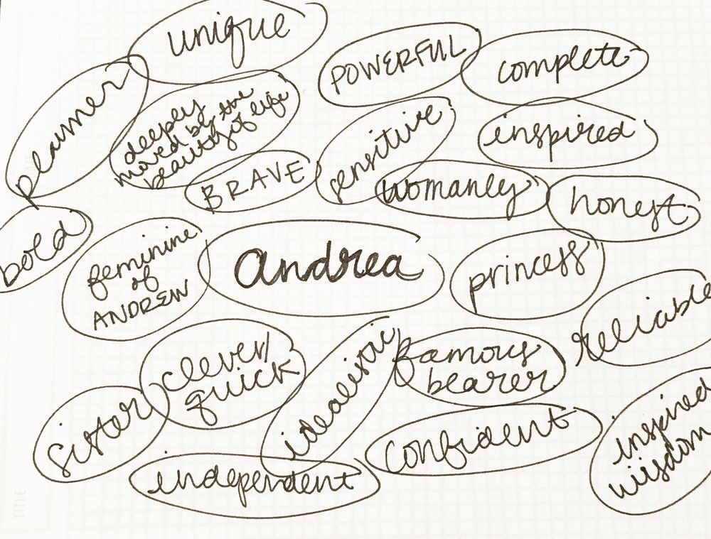 Andrea - image 1 - student project