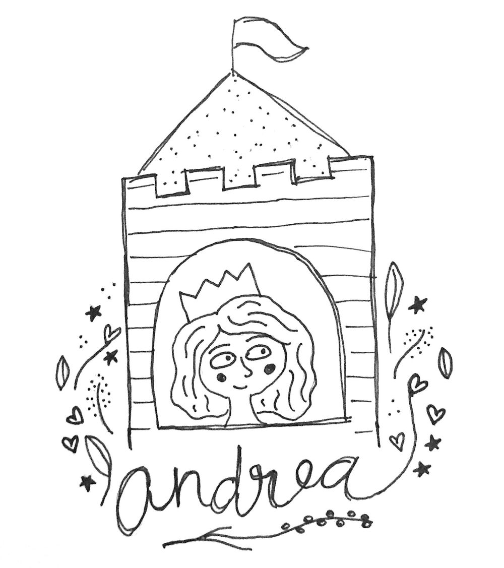 Andrea - image 2 - student project