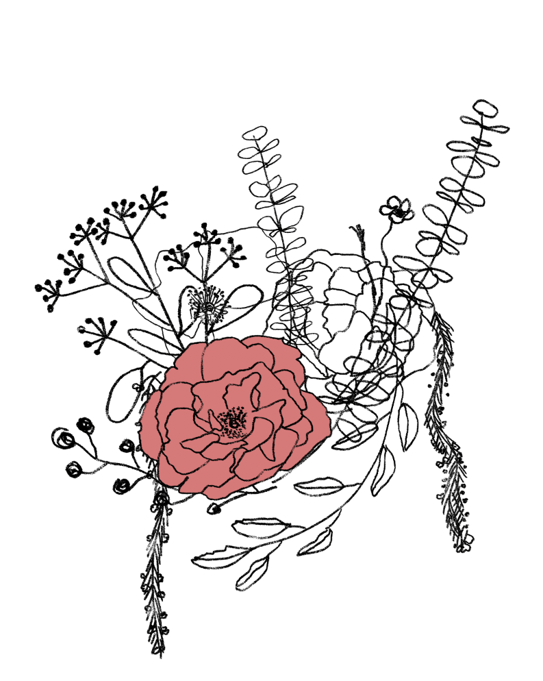 An English Garden Bouquet - image 6 - student project
