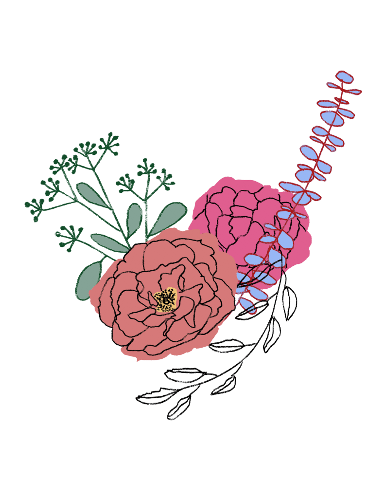 An English Garden Bouquet - image 7 - student project