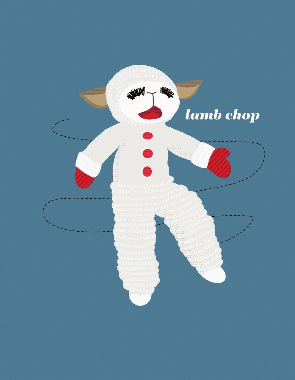 Lamp Chop - image 1 - student project
