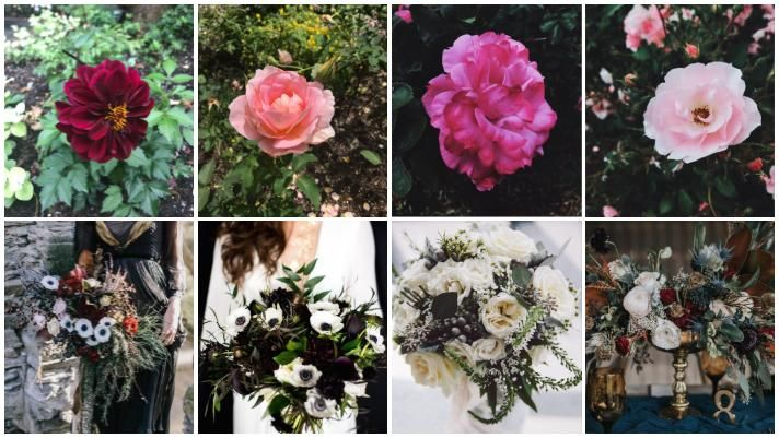An English Garden Bouquet - image 1 - student project