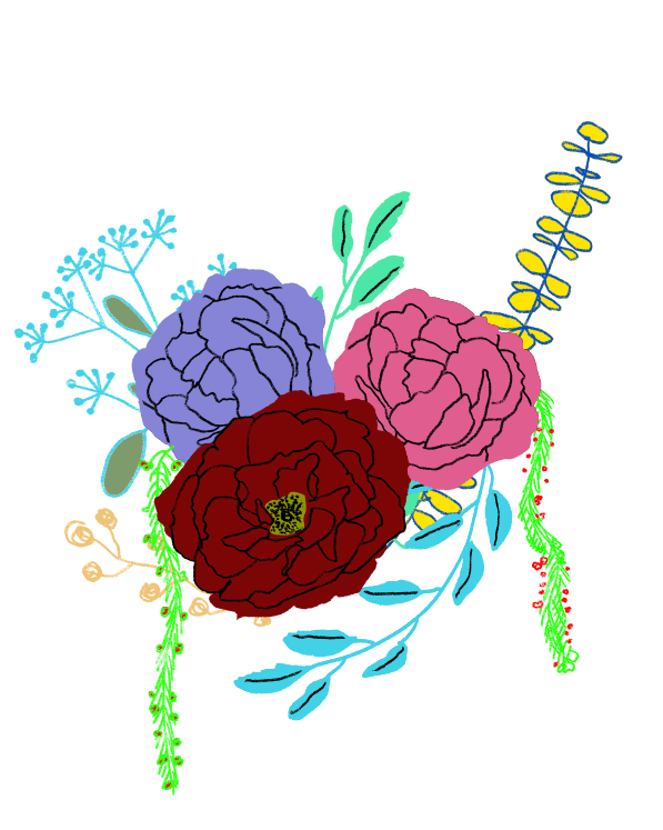 An English Garden Bouquet - image 9 - student project