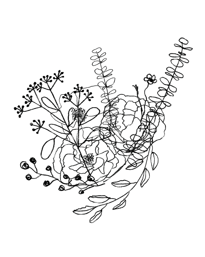 An English Garden Bouquet - image 4 - student project