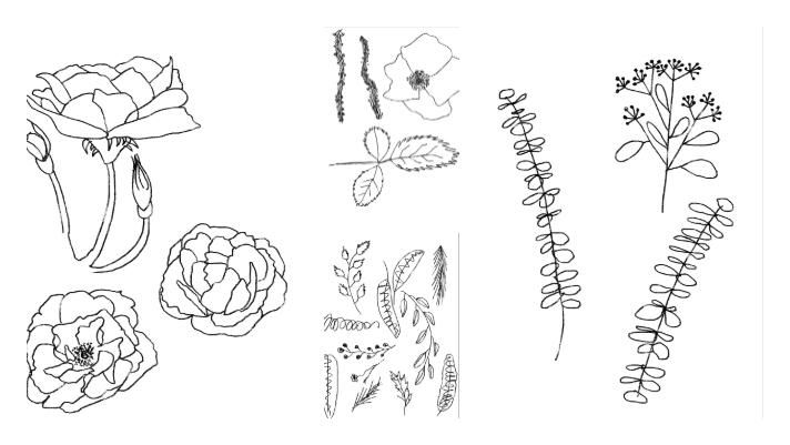 An English Garden Bouquet - image 2 - student project
