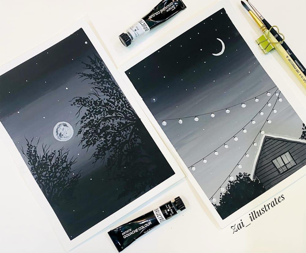 Monochrome - image 2 - student project