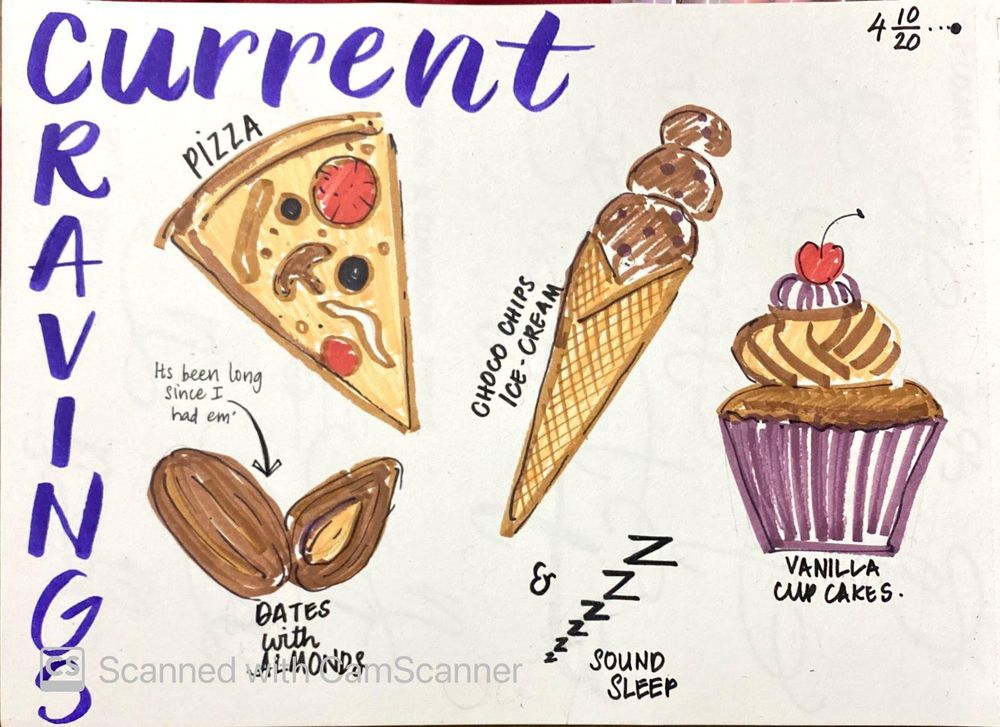 ILLUSTRATED JOURNALING BY DYLANN.M - image 8 - student project