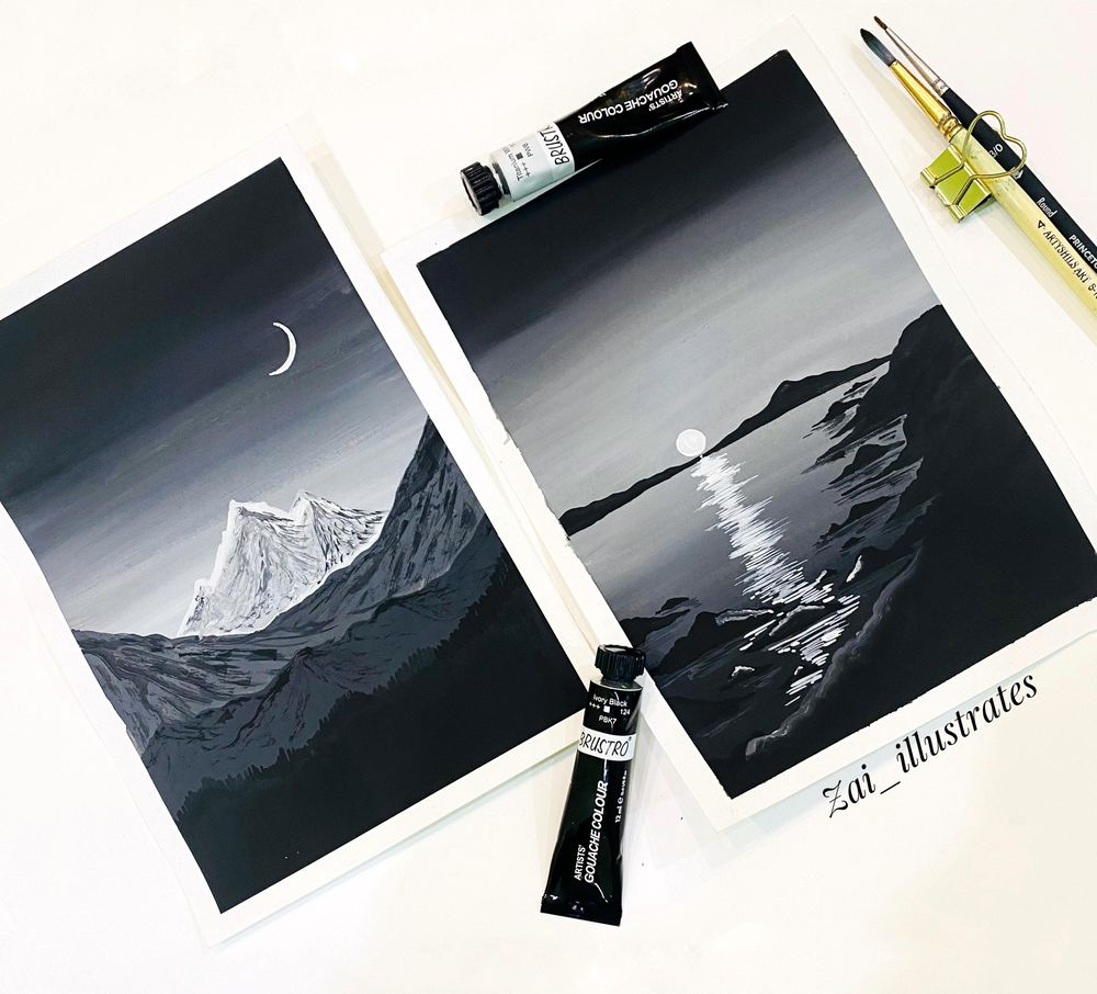 Monochrome - image 3 - student project