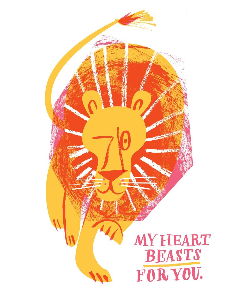 My Heart BEASTS For You - image 6 - student project
