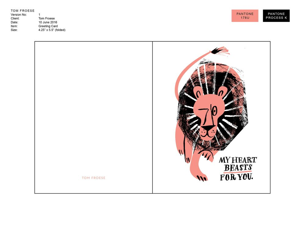 My Heart BEASTS For You - image 7 - student project