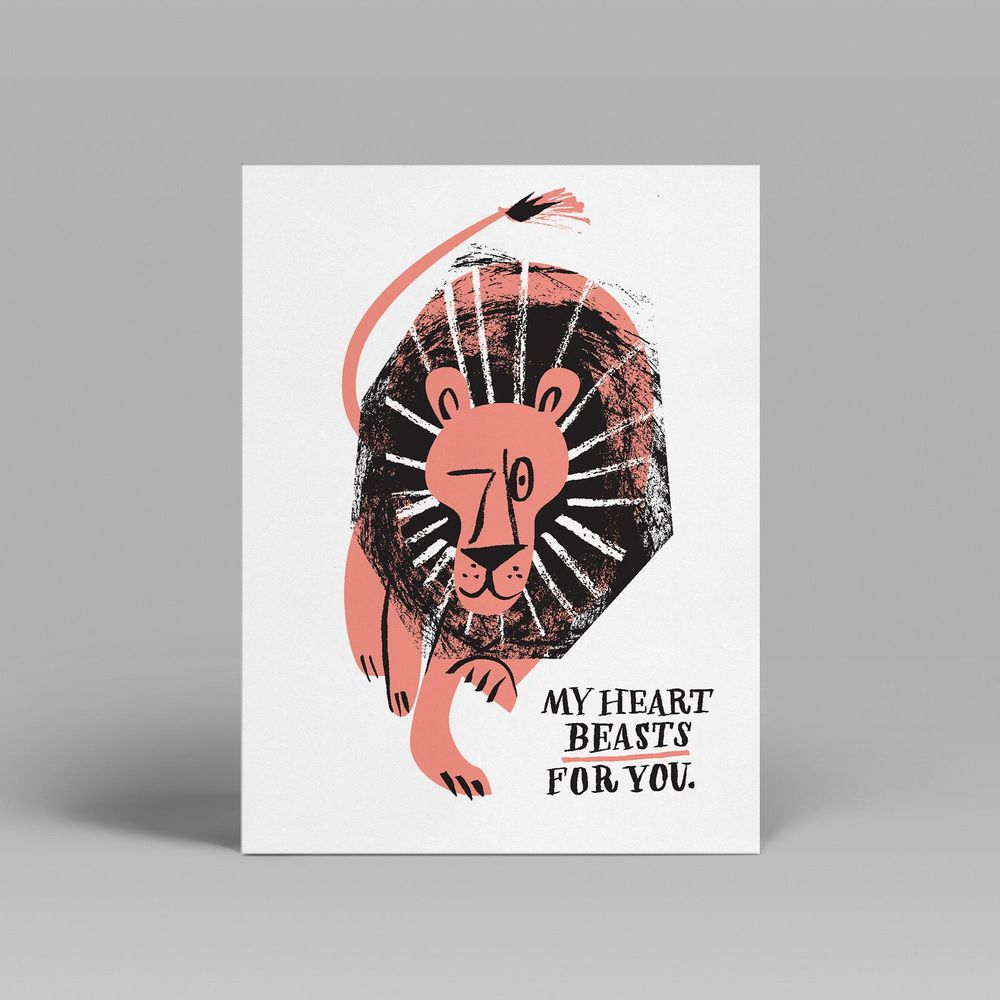 My Heart BEASTS For You - image 8 - student project