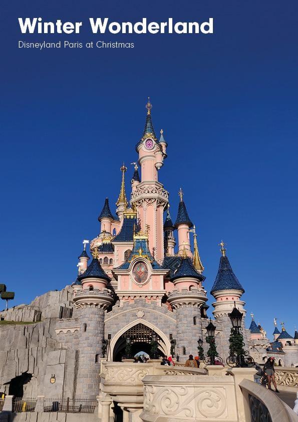 Magazine Layout - Disneyland Paris - image 3 - student project