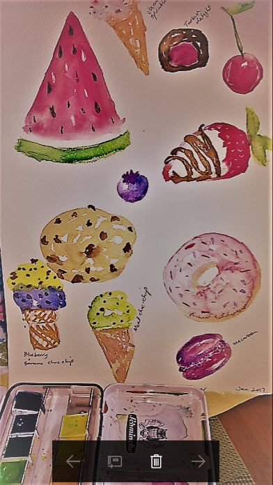 Sweets for summer.. yummy and really fun.:) - image 1 - student project