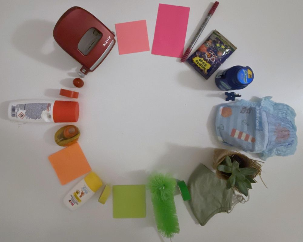 Object Color Wheel - image 1 - student project