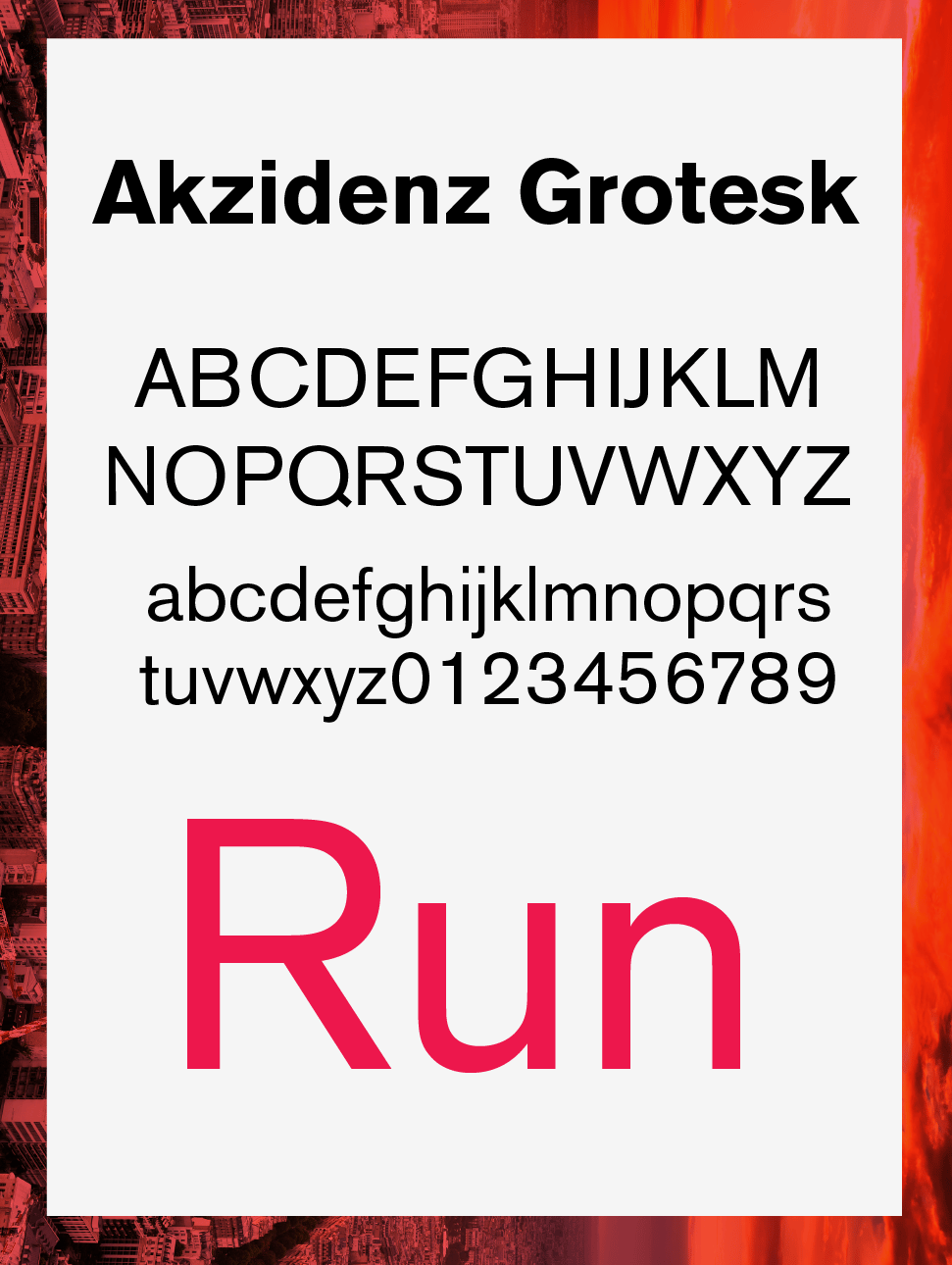 'Survive' with these Fonts - image 4 - student project
