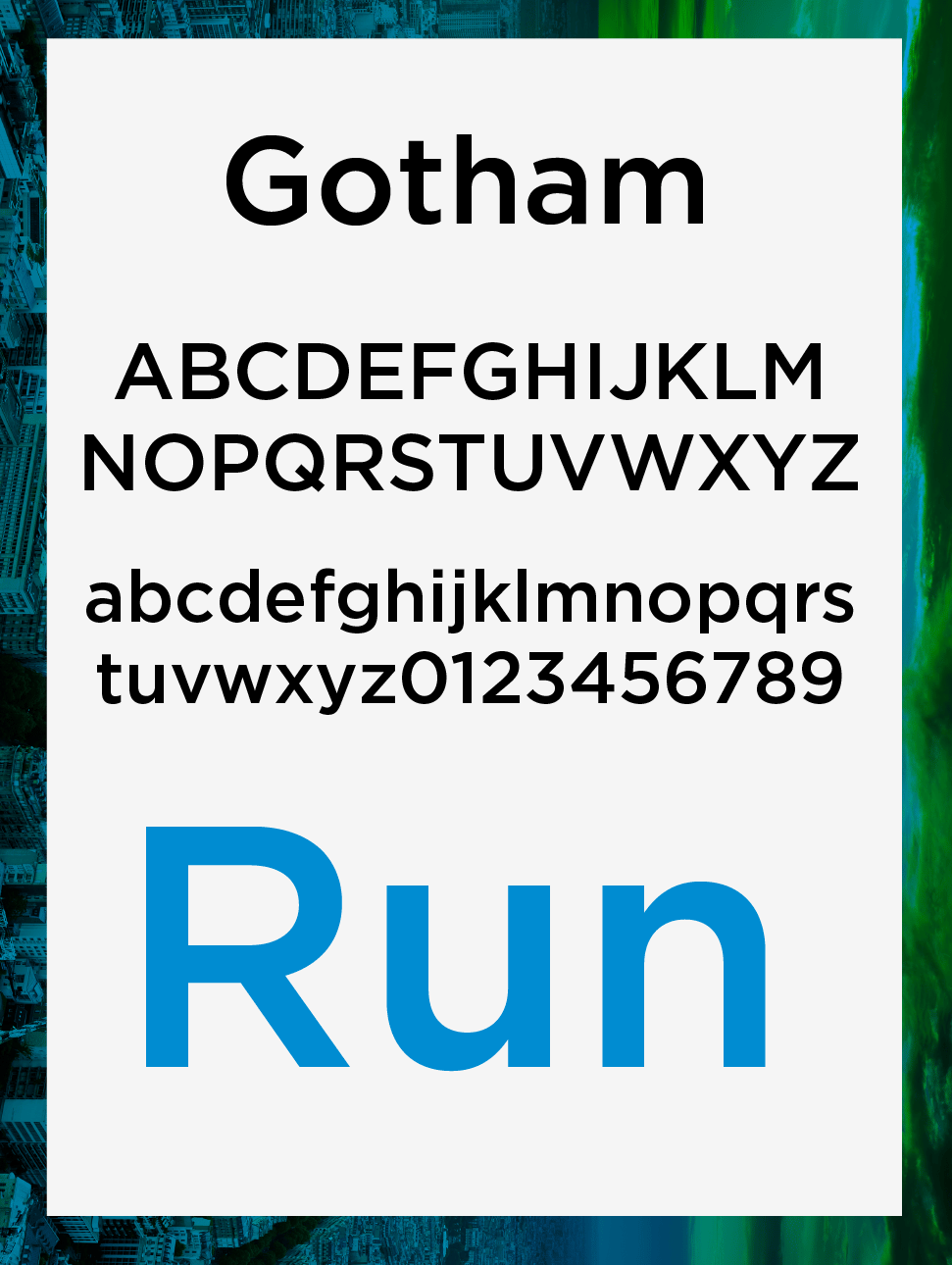 'Survive' with these Fonts - image 3 - student project